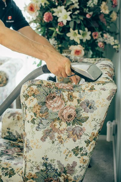 furniture & upholstery cleaning